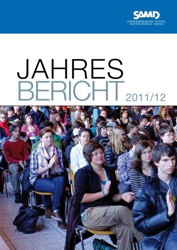 JB 2011/12 - SAMD
