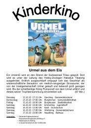 Urmel aus dem Eis - Deutscher Kinderschutzbund Kreisverband ...