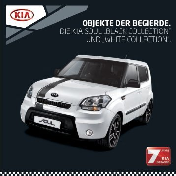 "Kia Soul ""Collection"" Sondermodelle - Kia Motors"