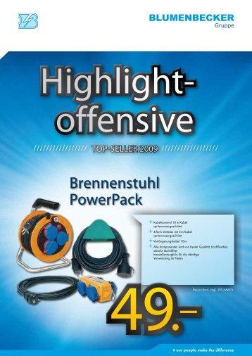 Brennenstuhl powerpack