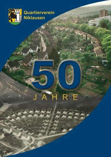 J A H R E - Quartierverein Niklausen