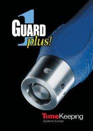 Guard1 Plus Broschüre - Guard Tour Systems