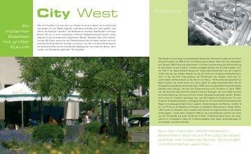 Stadtentwicklung City-West