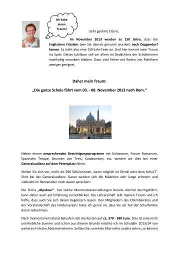 muster schulvertrag maria ward realschule mindelheim. Black Bedroom Furniture Sets. Home Design Ideas