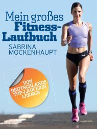 Mein großes Fitness- Laufbuch - Sabrina Mockenhaupt