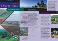 General leaflet-german-part1 - Dartmoor National Park
