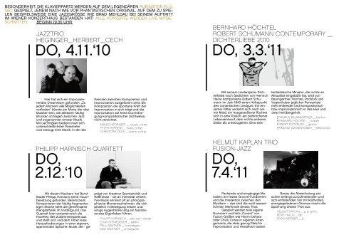 jim goe ss teinw ay - KLAVIER online - Das Magazin von Steinway ...