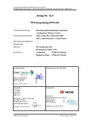 Anlage Nr. 12.4 FFH-Vorprüfung (FFH-VP) - Lindau