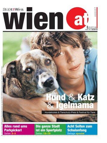 Heft 8/2012, pdf - Club wien.at