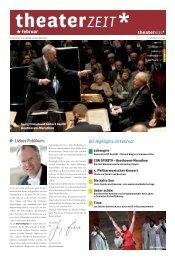  februar - Theater Kiel