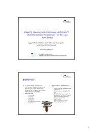 Erfassung, Bewertung und Anerkennung von ... - competences.info