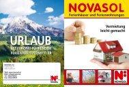 Vermietung leicht gemacht - Novasol