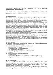 Beitrag - Deutsche Juristische Gesellschaft für Tierschutzrecht eV