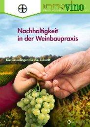 Nachhaltigkeit in der Weinbaupraxis Nachhaltigkeit ... - Raps - Bayer