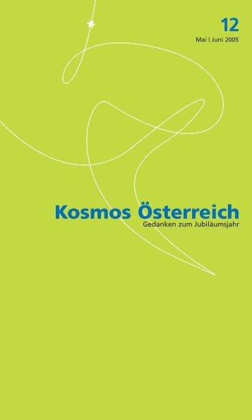 Kosmos Österreich - Österreichisches Kulturforum Berlin