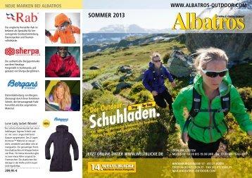 Empfehlungen aus dem aktuellen Albatros Programm erhalten Sie ...
