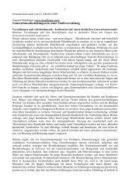 Referat François Höpflinger - Jugendkoordination Aarau