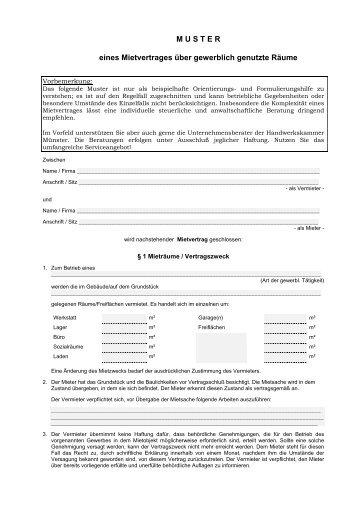 Mietvertrag Garage Vorlage. Simple Mietvertrag With Mietvertrag ...