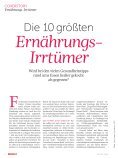 größten Ernährungs- Irrtümer Die10 - Seite 6