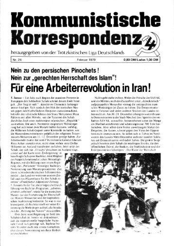 KK 24/79 - International Bolshevik Tendency