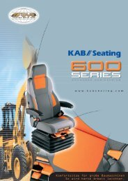 600 Serie - KAB Seating