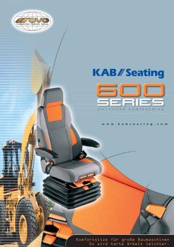 600 Serie - KAB Seating