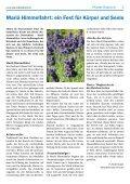 Heilkräuter – Duft nach Leben - Pfarrei Hitzkirch - Seite 3