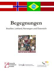 Begegnungen - Högskolan i Skövde