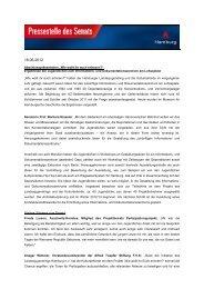 Pressemitteilung der Kulturbehörde - KZ-Gedenkstätte Neuengamme
