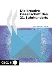 Die kreative Gesellschaft des 21. Jahrhunderts - OECD Online ...