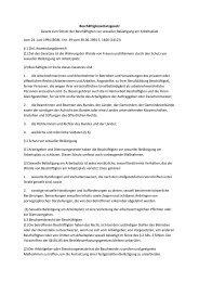 Beschäftigtenschutzgesetz Gesetz zum Schutz der Beschäftigten vor ...