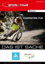 Faszination pur - sport+mode