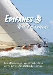 Epifanes Farbfibel - Waage