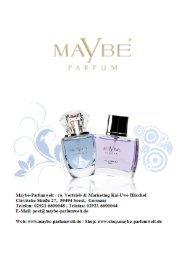 Untitled - Maybe Parfumwelt