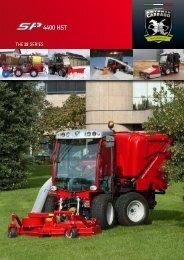 SP 4400 HST - KLG Maschinen für Kommunen, Land- und ...