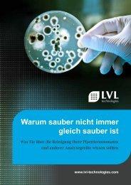 Broschüre - LVL technologies