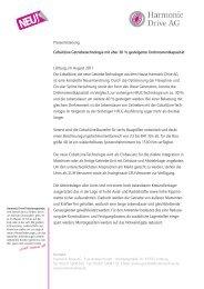 CobaltLine - Getriebetechnologie mit über 30% gesteigerter ...