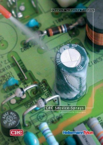 CRC Service-Sprays - HellermannTyton