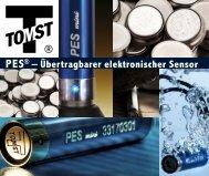 PES® – Übertragbarer elektronischer Sensor - tomst