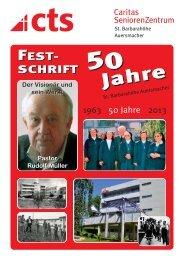 Rudolf Müller - Caritas Seniorenzentrum St. Barbarahöhe