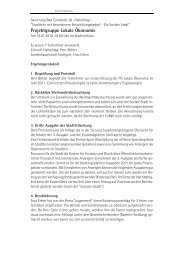Protokoll vom 13.01.2011 (PDF) - Zukunft Hallschlag