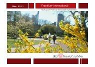 Ausgabe März 2011 - Frankfurt-Dubai-Gesellschaft