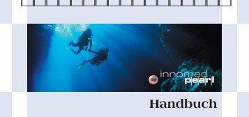 Handbuch pearl 06 - Innomed