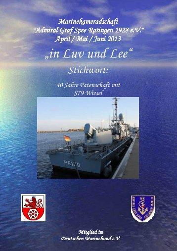 Marinekameradschaft Ratingen - MK-Solingen