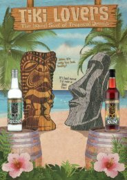 Download Booklet here! - Tiki Lovers
