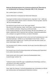 Verleihung von Verdienstkreuzen, 21. Dezember 2004 - Stadt Köln