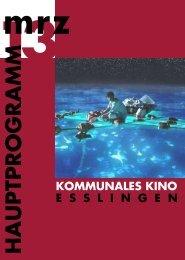 HAUPTPROGRAMM - Das Kommunale Kino