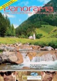 Download - Das liechtensteinische Alpenmagazin - Verein Panorama