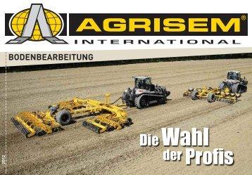 Agrisem Bodenbearbeitung - Landgraf