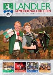 GZ Landl 12592_Nachrichten - Gemeinde Landl